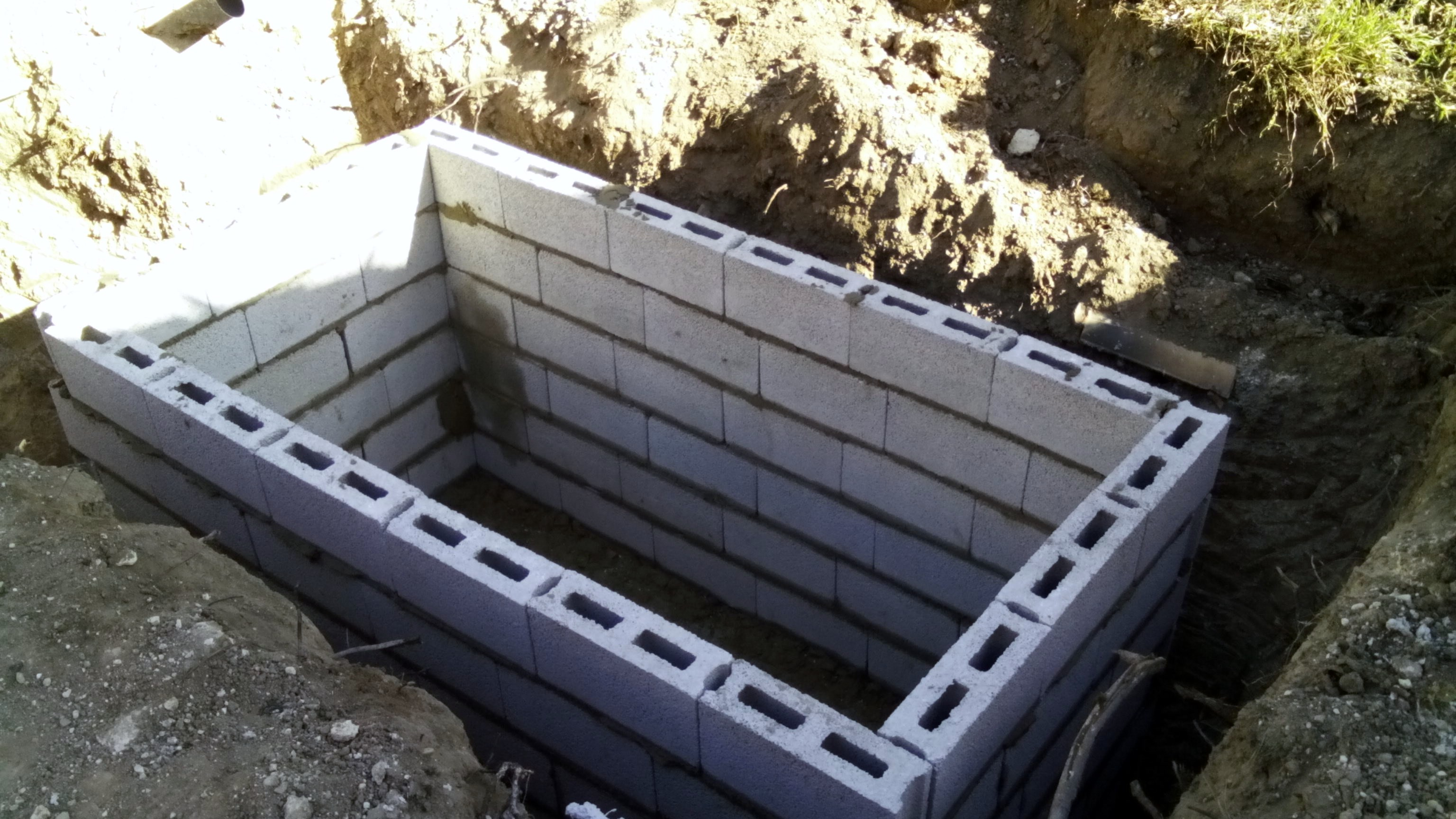 Septic tanks for How to build a septic tank